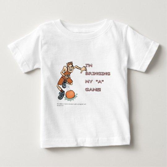 Romans 12.11.jpg baby T-Shirt