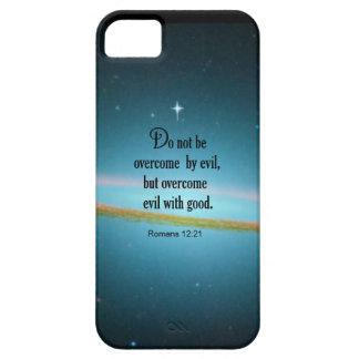 Romans 12:21 iPhone 5 case