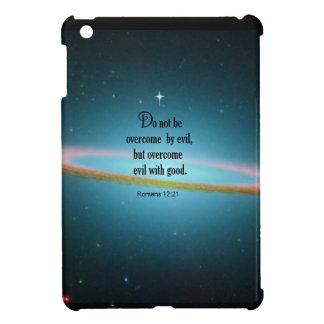 Romans 12 21 iPad mini covers