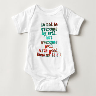 Romans 12:21 t shirts