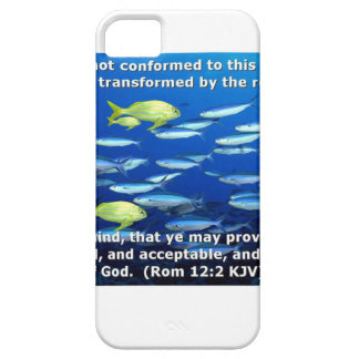 Romans 12:2 iPhone 5 covers