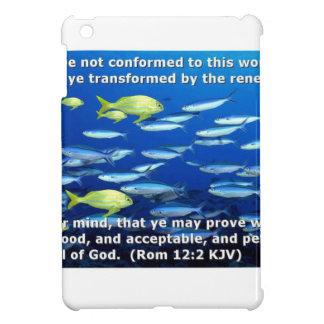Romans 12:2 case for the iPad mini