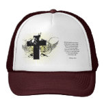 ROMANS 12:2 MESH HATS
