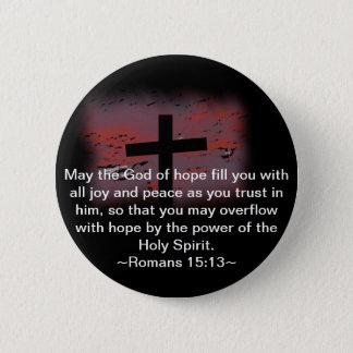Romans 15:13 button