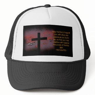 Romans 15:13 hats