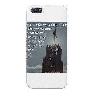 Romans 8:18 Glory to be Revealed Case For iPhone SE/5/5s
