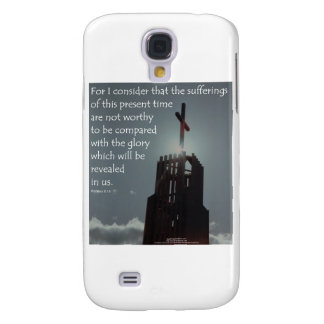 Romans 8:18 Glory to be Revealed Samsung Galaxy S4 Case