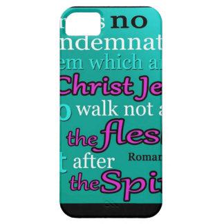 Romans 8:1 iPhone 5 cover
