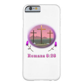 Romans 8:28 barely there iPhone 6 case
