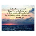 ROMANS 8:28 FAITH PHOTO PRINT