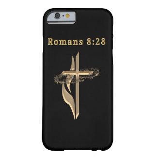Romans 8:28 products barely there iPhone 6 case