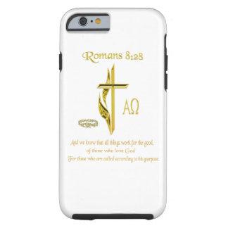 Romans 8:28 products tough iPhone 6 case