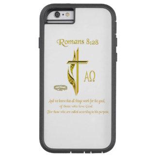 Romans 8:28 products tough xtreme iPhone 6 case