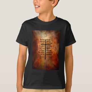 Romans 8:28 T-Shirt