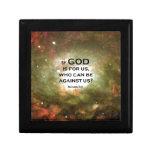 Romans 8:31 keepsake box