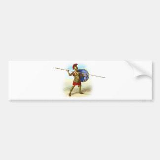 romans bumper sticker