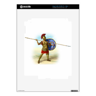 romans decal for the iPad 2
