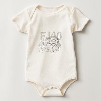 Roman's FJ40 Baby Bodysuit