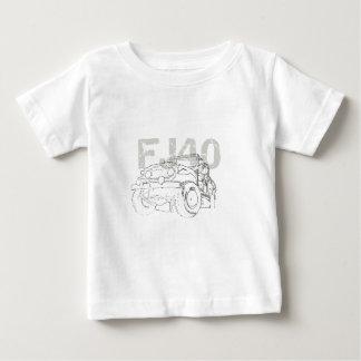 Roman's FJ40 Baby T-Shirt