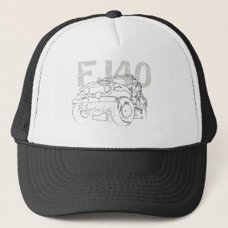 Roman's FJ40 Trucker Hat