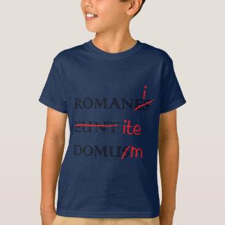 Romans Go Home T-Shirt