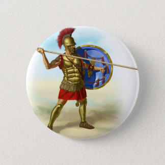 romans pinback button