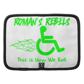 Roman's Rebels Planners