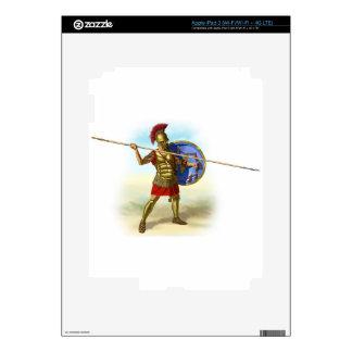 romans skin for iPad 3