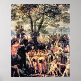 Romans Under the Yoke Print