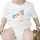 Romantic and colorful bubbles t-shirts