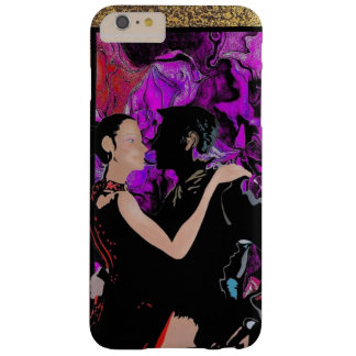 Romantic Art Deco style dancers Barely There iPhone 6 Plus Case