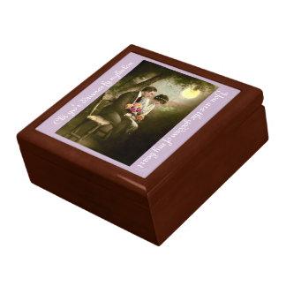 Romantic Bi-lingual Gift Box