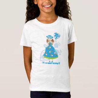 Romantic Birthday Girl T-Shirt