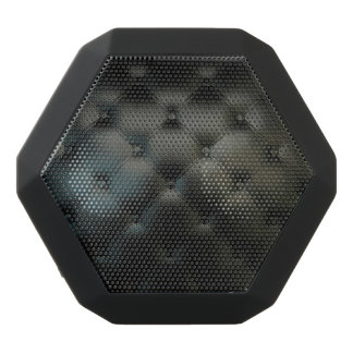 Romantic Black Beautiful Leather Black Bluetooth Speaker
