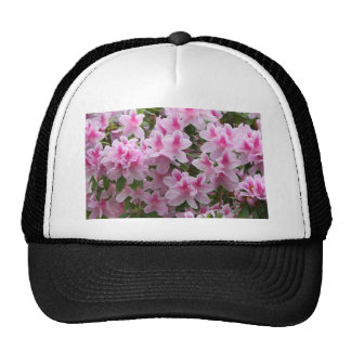 Romantic Blissful Blossoms Mesh Hat