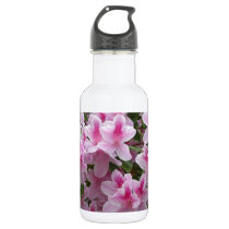 Romantic Blissful Blossoms Stainless Steel Water Bottle