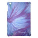 Romantic Blue Floral iPad Mini Cases