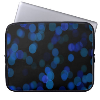 Romantic Blue Moon 15 inch Laptop Sleeve