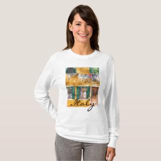 Romantic Burano Italy near Venice Italy T-Shirt