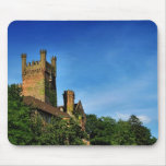 romantic castle mauspads