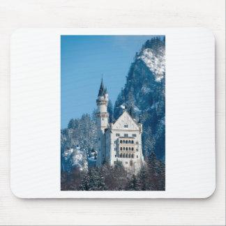 Romantic Castle Mouse Pad