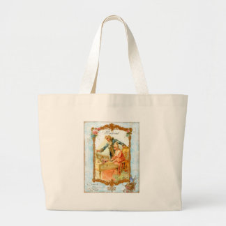 Romantic Couple French Vintage Style Bags