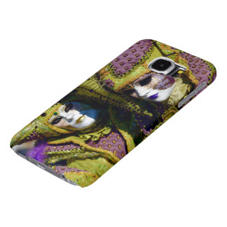 Romantic Couple From The Carnival of Venice Samsung Galaxy S6 Case