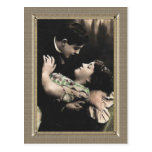 Romantic Couple - one and only love Postcards
