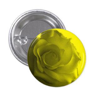 Romantic Cute Rose Button