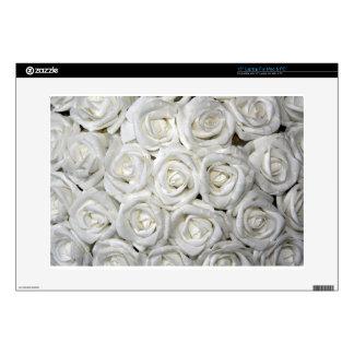 "romantic date bridal shower serine relax peace 15"" laptop skin"