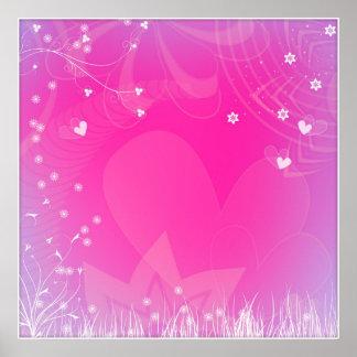 Romantic Design 2 Poster