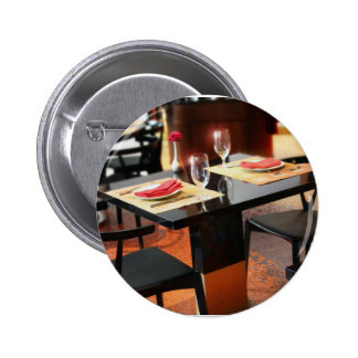 Romantic Dinner for Two 2 Inch Round Button