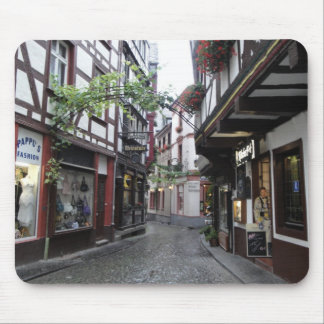 Romantic European Alley Mouse Pad