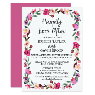 Fairytale Invitations Announcements Zazzle
